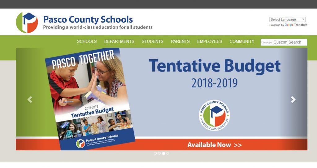 Pasco County Schools – WRHS PTSA